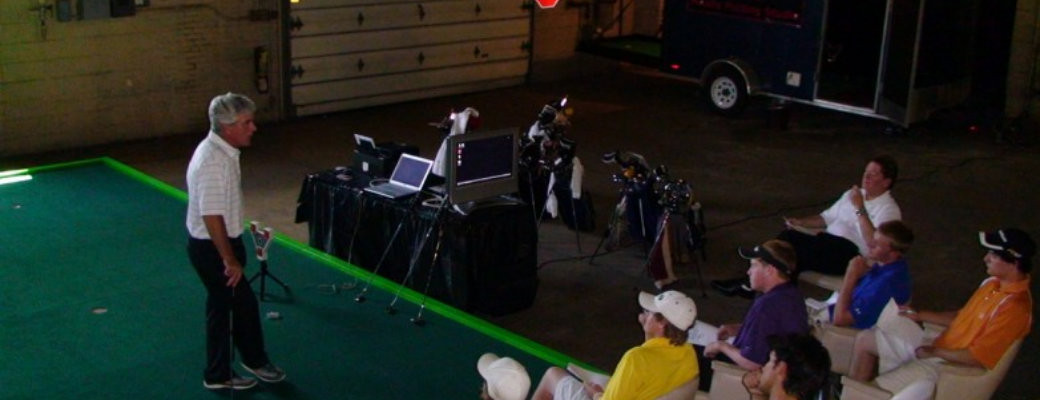 The Putting Studio